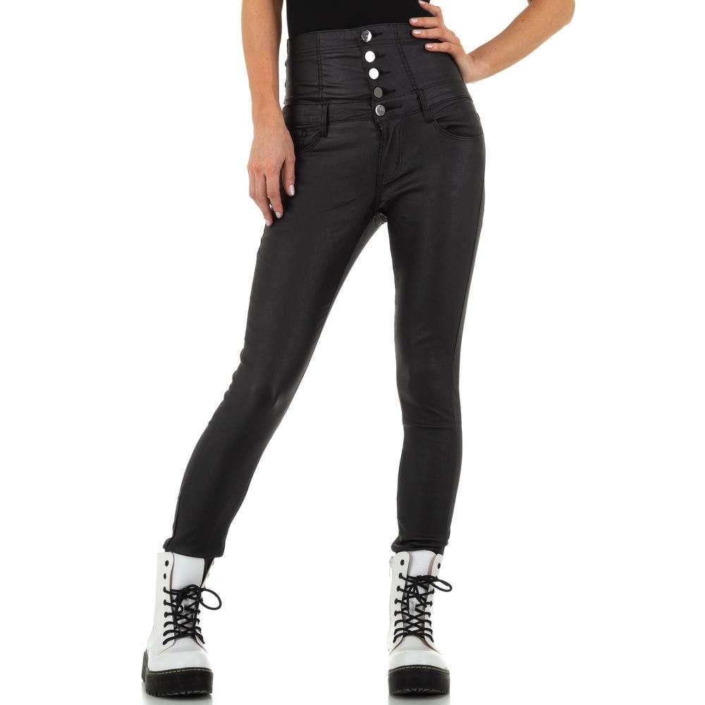 Pantaloni de dama de la Daysie Jeans - negru - image 1