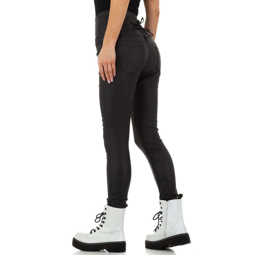 Pantaloni de dama de la Daysie Jeans - negru - image 3