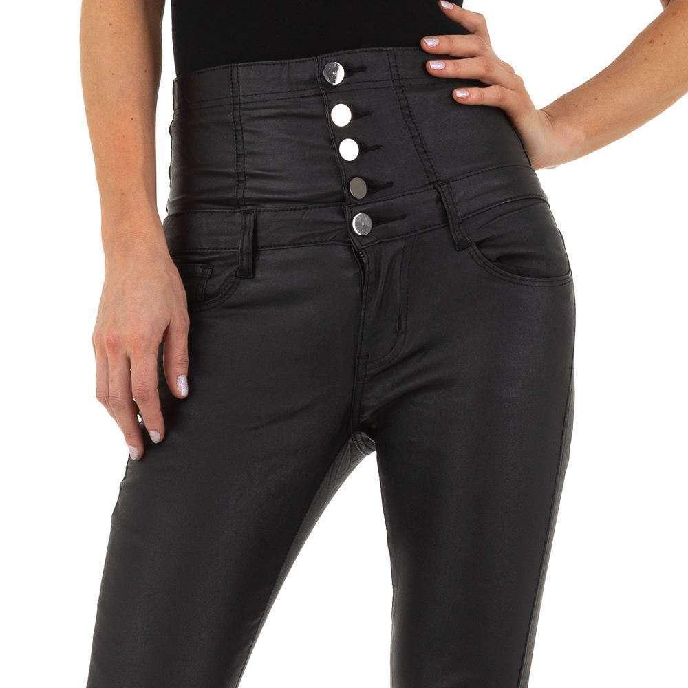 Pantaloni de dama de la Daysie Jeans - negru - image 5