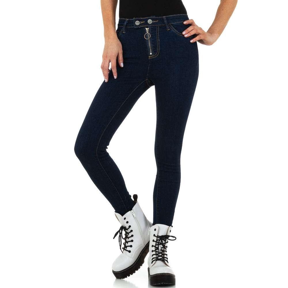 Damen Jeans von Daysie Jeans - albastru