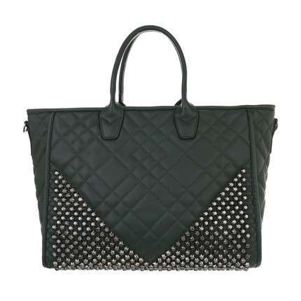 Damen Shopper - green