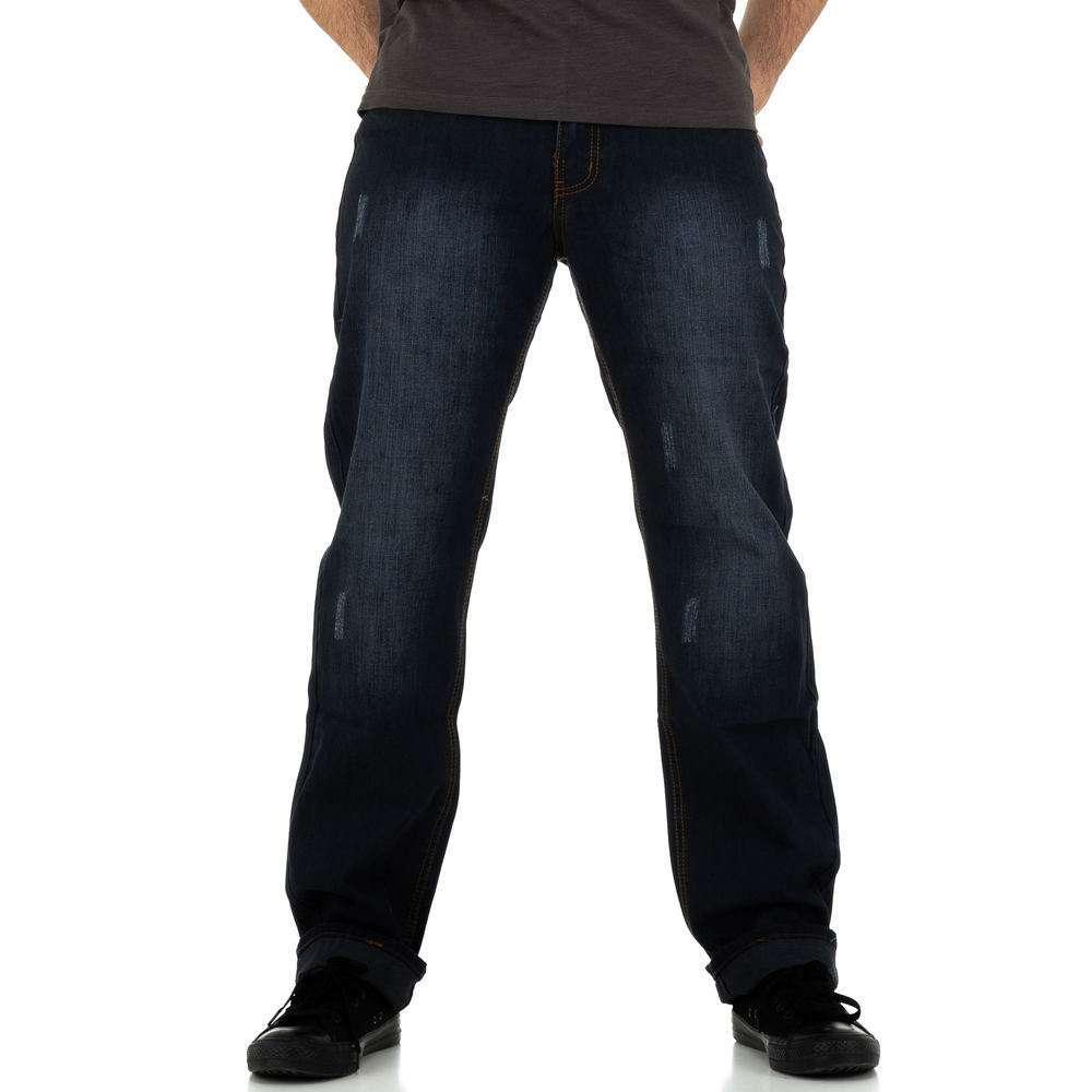 Blugi bărbați de Toll Jeans - albastru închis