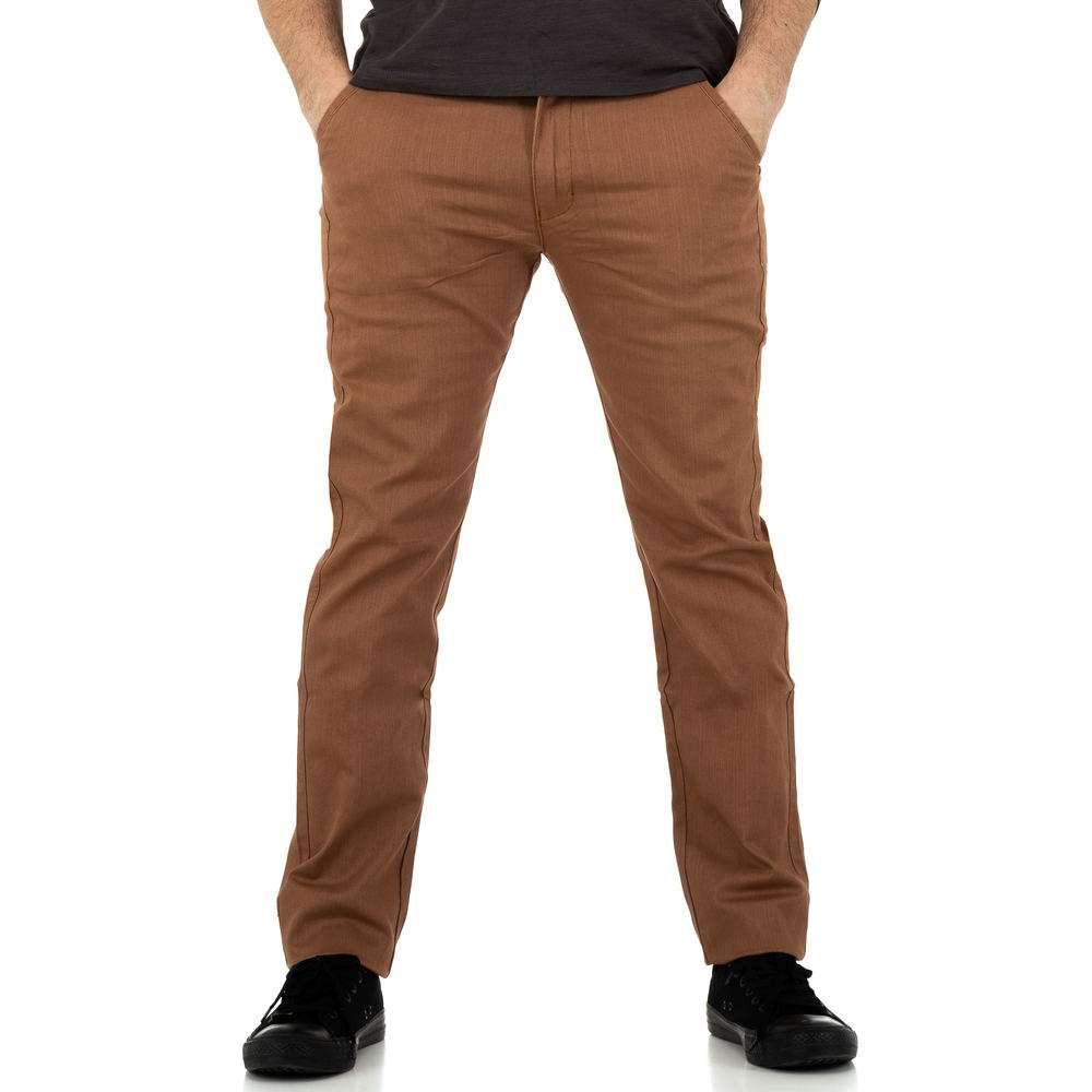 Pantaloni bărbați marca Toll Jeans - maro