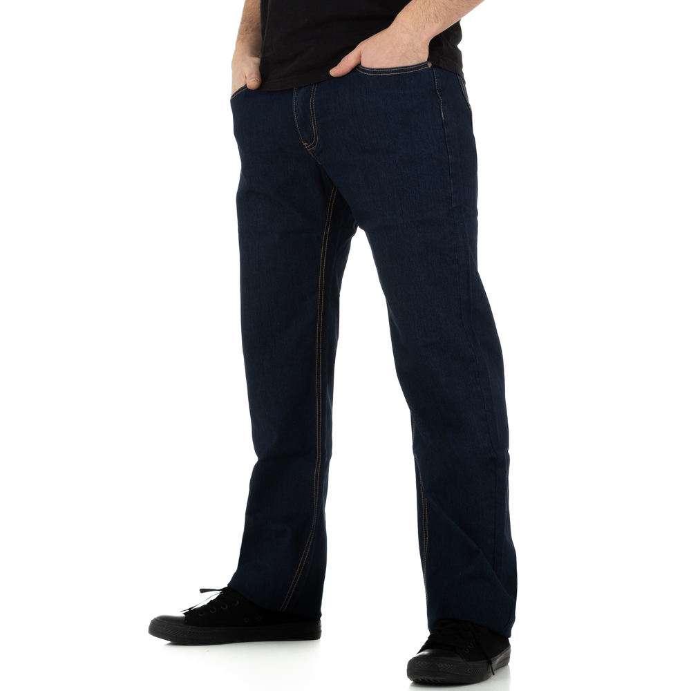 Blugi bărbați de Toll Jeans - DK.blue