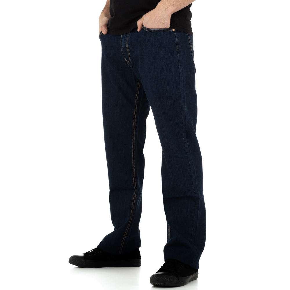 Pantaloni bărbați de Toll Jeans - albastru închis