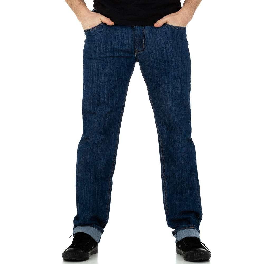 Blugi bărbați de Toll Jeans - albastru