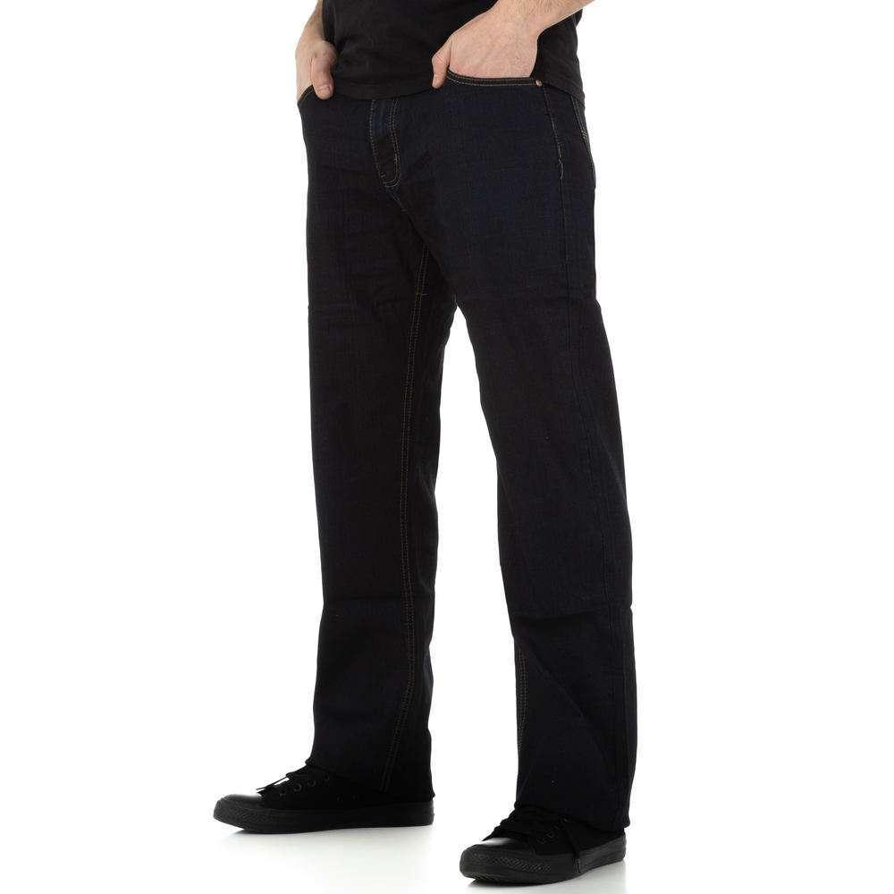 Мужские джинсы Toll Jeans - DK.blue