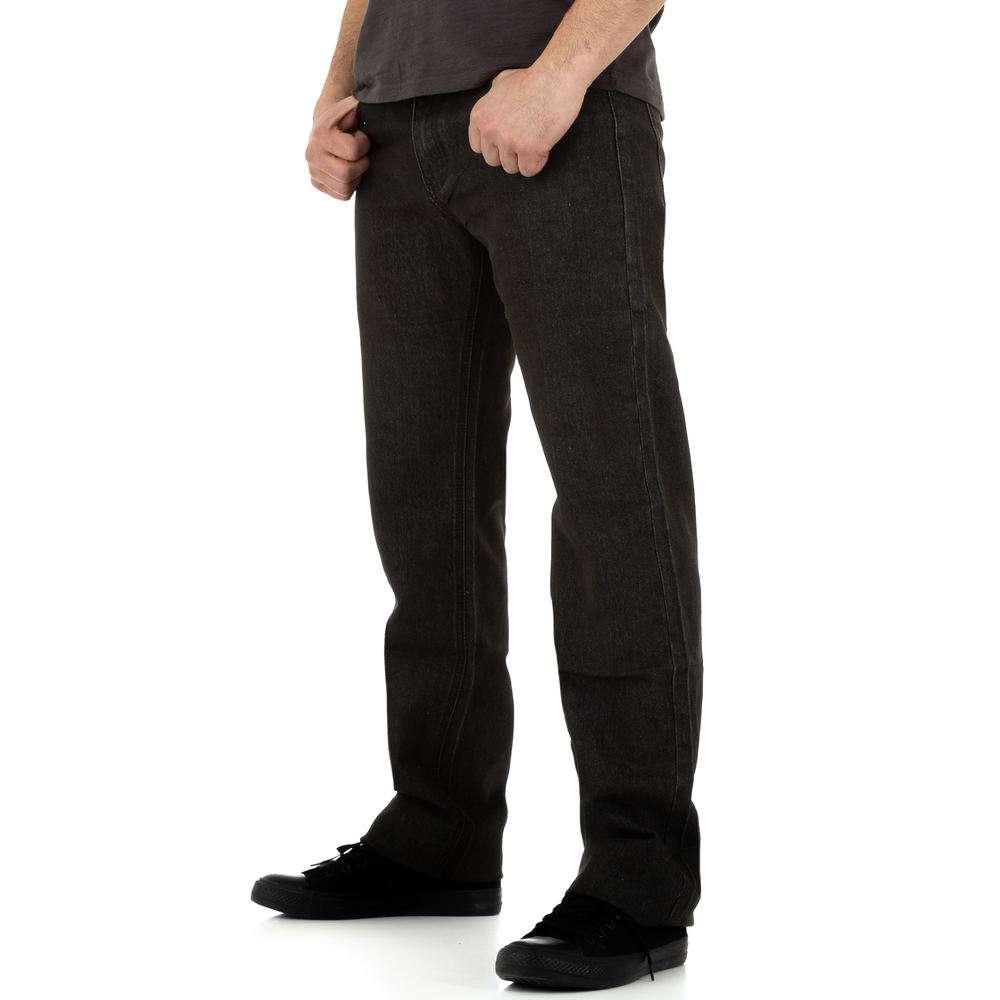 Jean homme par Toll Jeans - noir