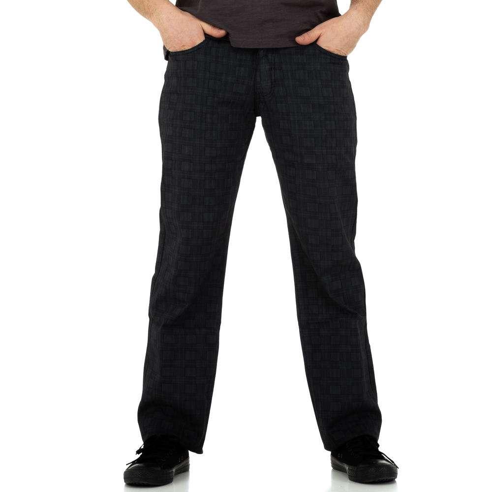 Pantaloni bărbați marca Toll Jeans - negru - image 2
