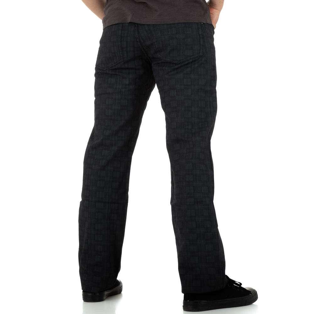 Pantaloni bărbați marca Toll Jeans - negru - image 3