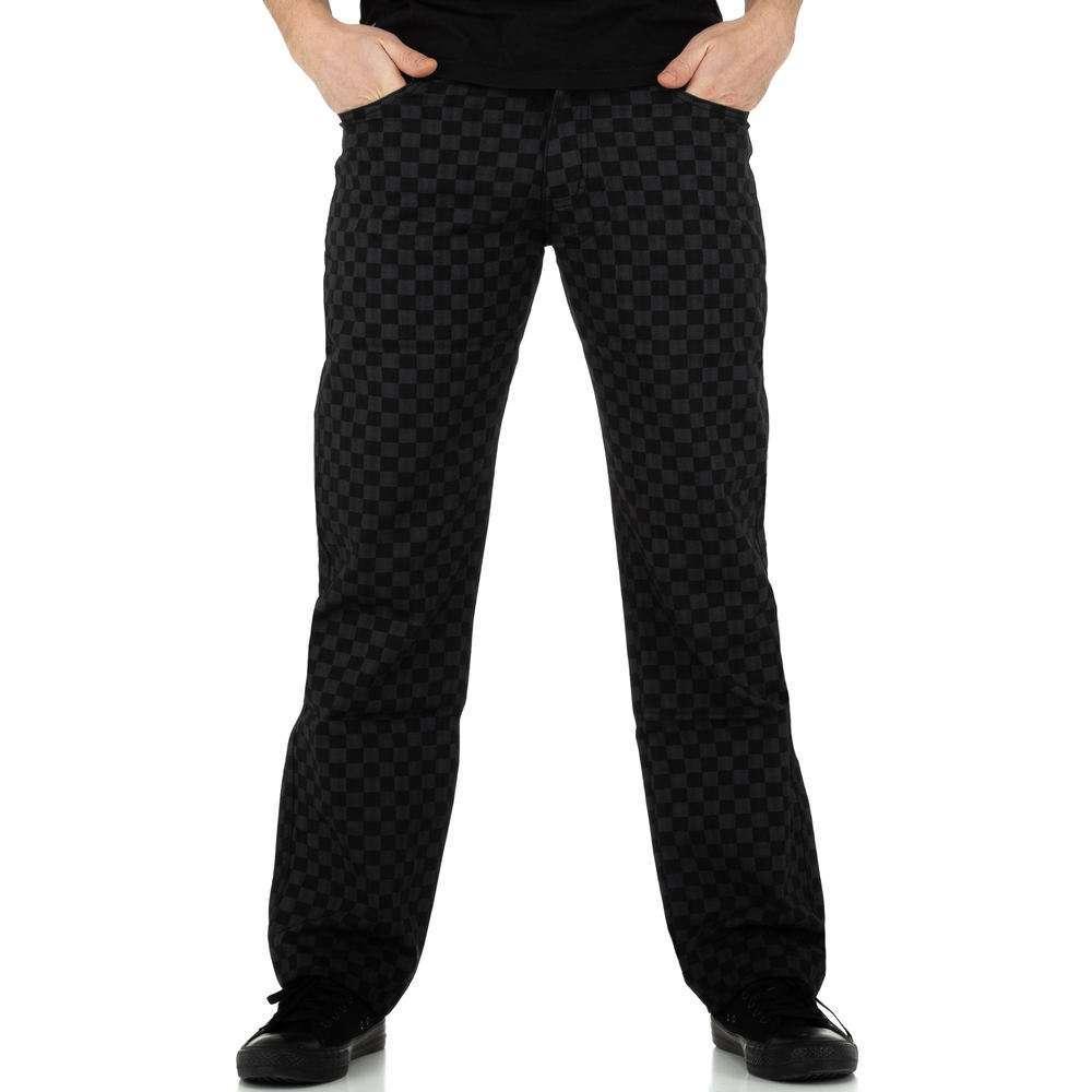 Pantaloni bărbați marca Toll Jeans - negru