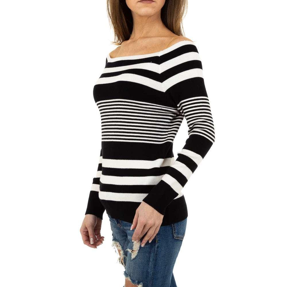 Pulover pentru femei de la Glo storye - negru - image 2