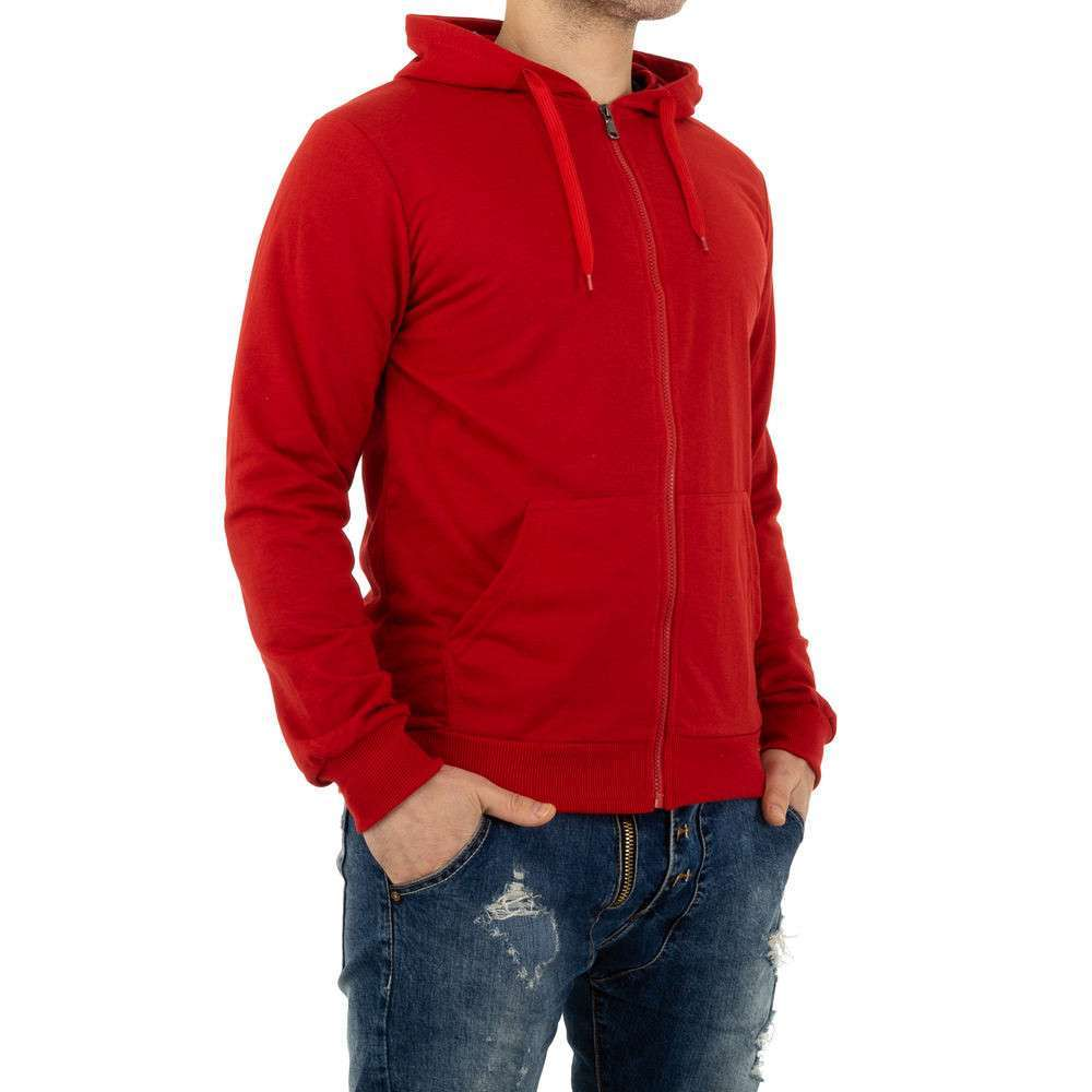 Pulover bărbătesc marca Glo Story - roșu
