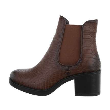 Damen Chelsea Boots - brown