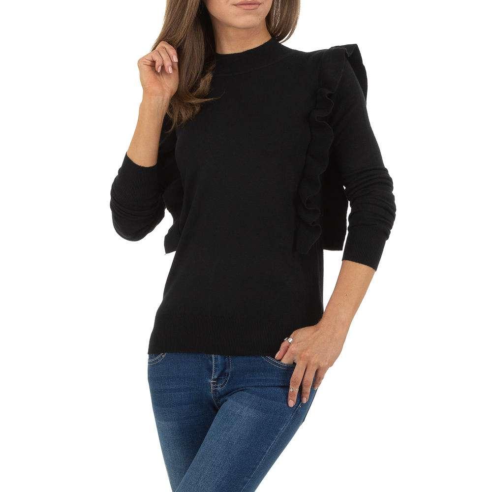 Pulover pentru femei de SHK Paris Gr. O singură mărime - negru - image 1