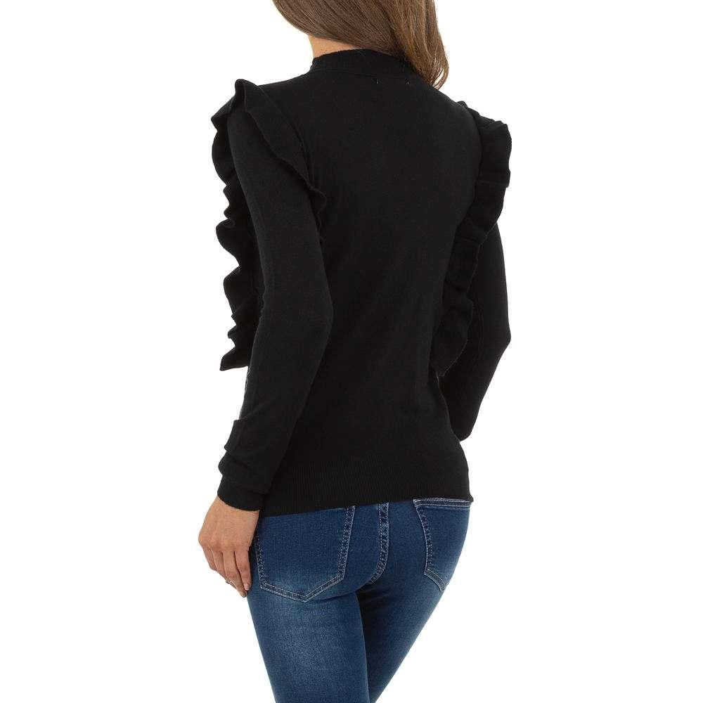 Pulover pentru femei de SHK Paris Gr. O singură mărime - negru - image 3