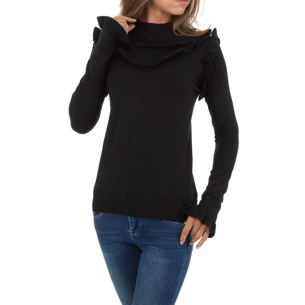 Pulover pentru femei de SHK Paris Gr. O singură mărime - negru
