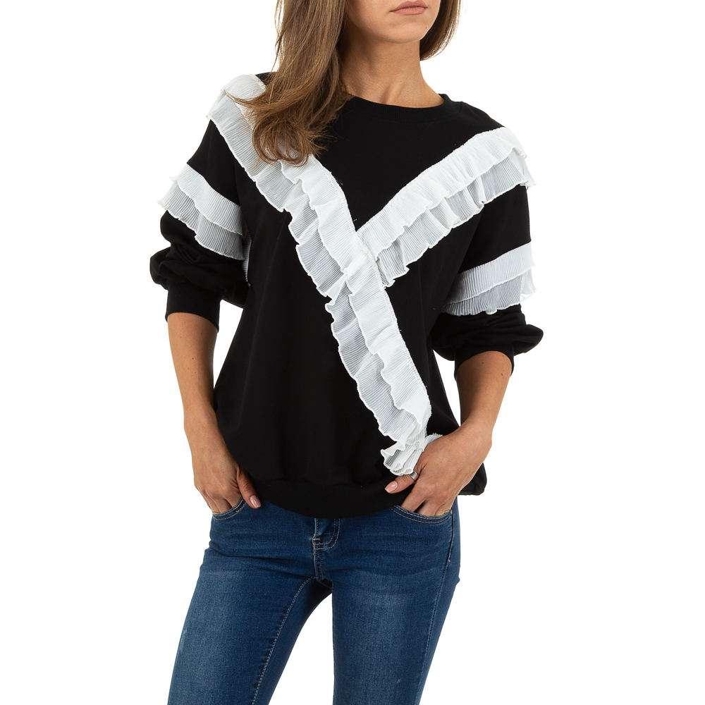 Pulover pentru femei de SHK Paris Gr. O singură mărime - negru - image 4