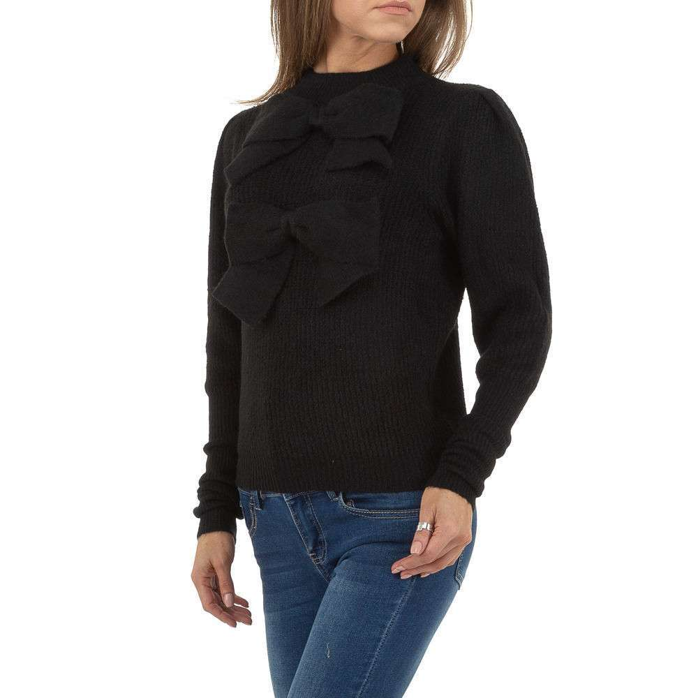 Pulover pentru femei de SHK Paris Gr. O singură mărime - negru - image 2