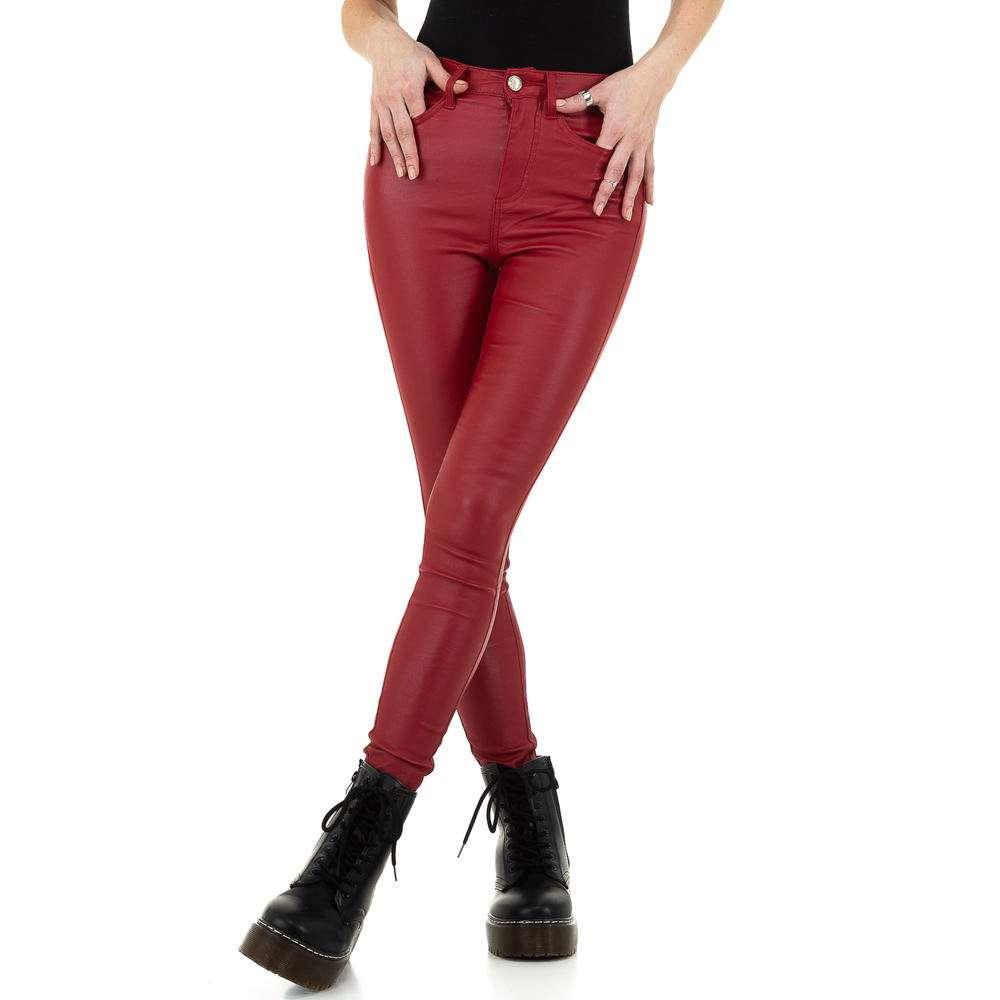 Штаны женские Daysie Jeans - красные