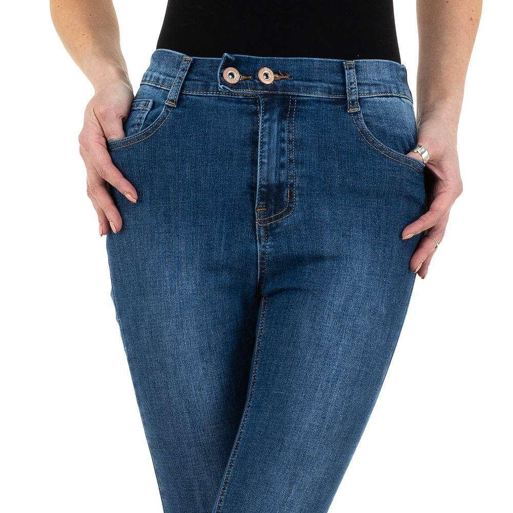 Blugi de dama de la Daysie Jeans - albastru - image 4