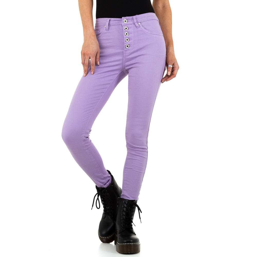 Blugi de damă Nina Carter - violet