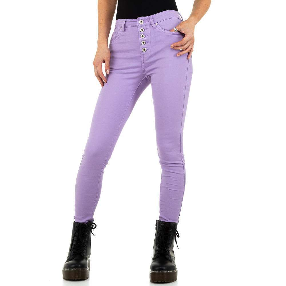 Blugi de damă Nina Carter - violet - image 5