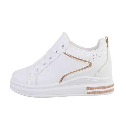 Damen High-Sneakers - whitechampagne