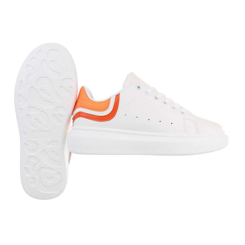 Teniși de damă - portocaliu - image 2