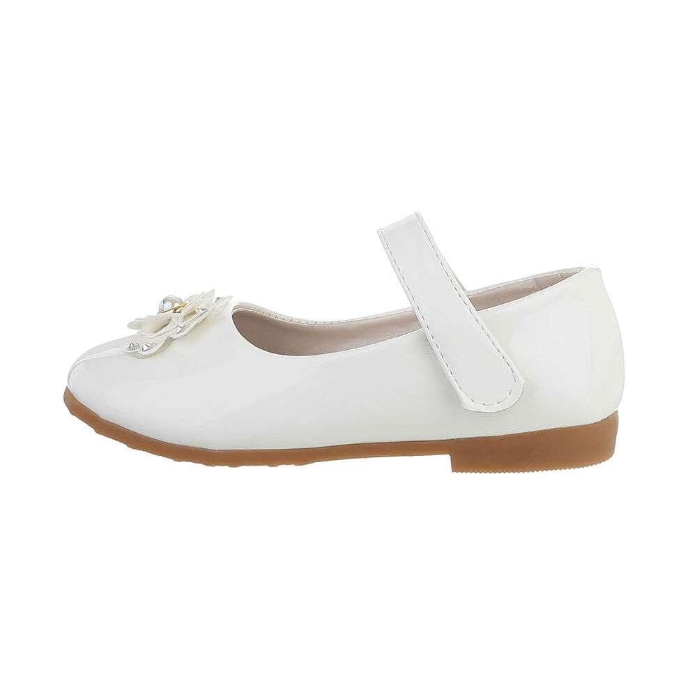 Sandales pour enfants - blanc