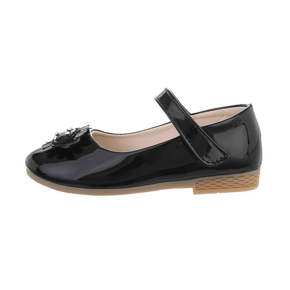 Kinder Sandalen - negru