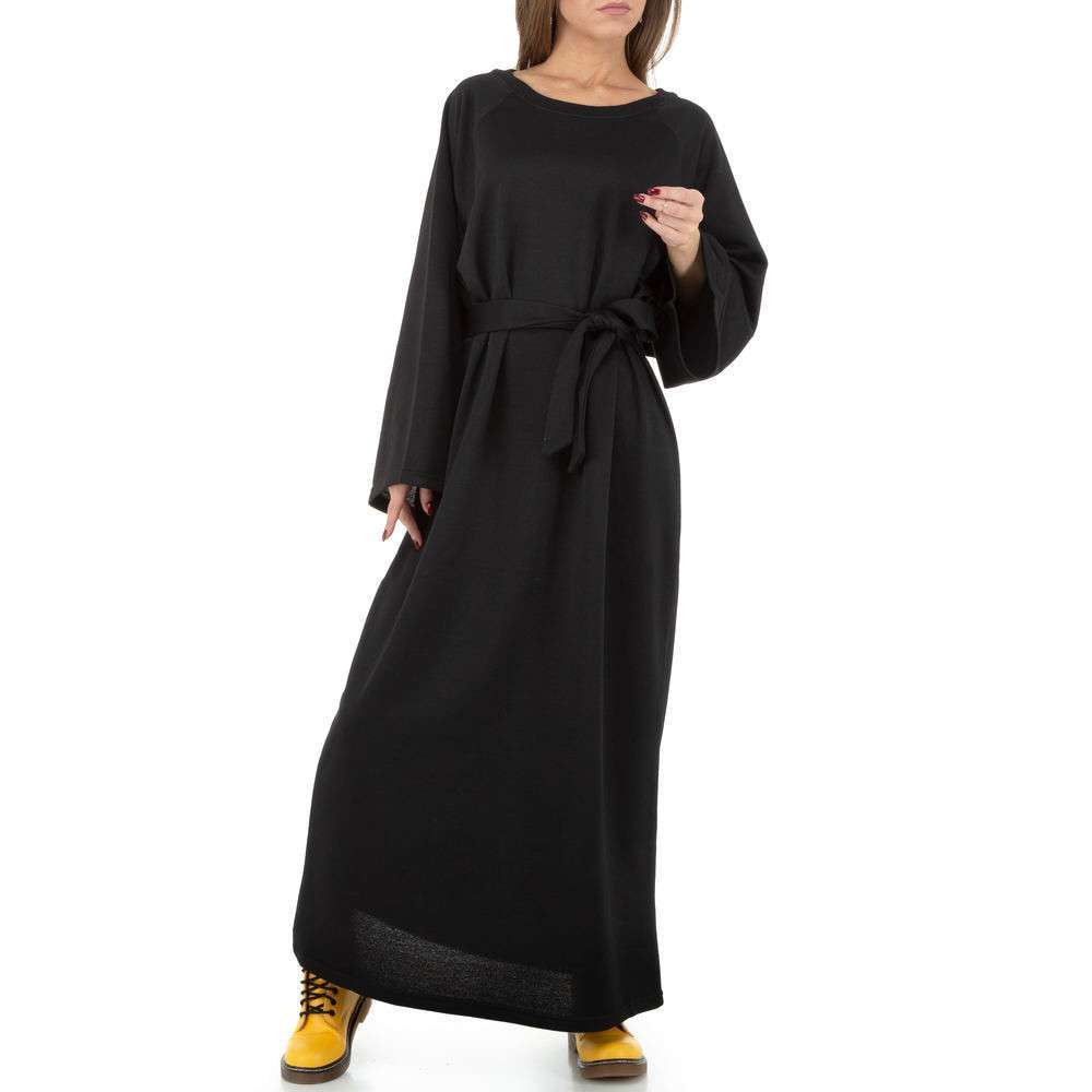 Rochie de damă de către JCL Gr. O singură mărime - negru