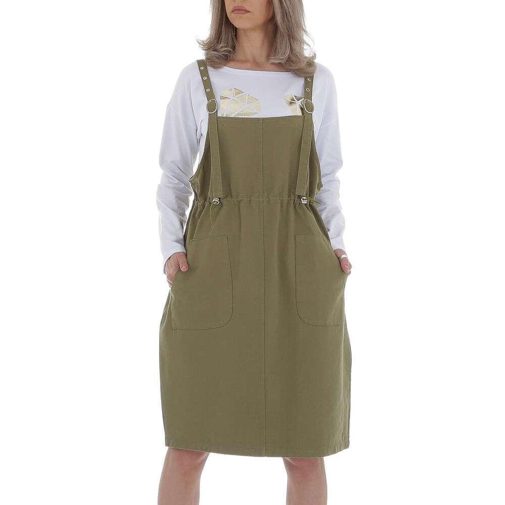 Rochie de damă de către JCL Gr. O mărime - verde