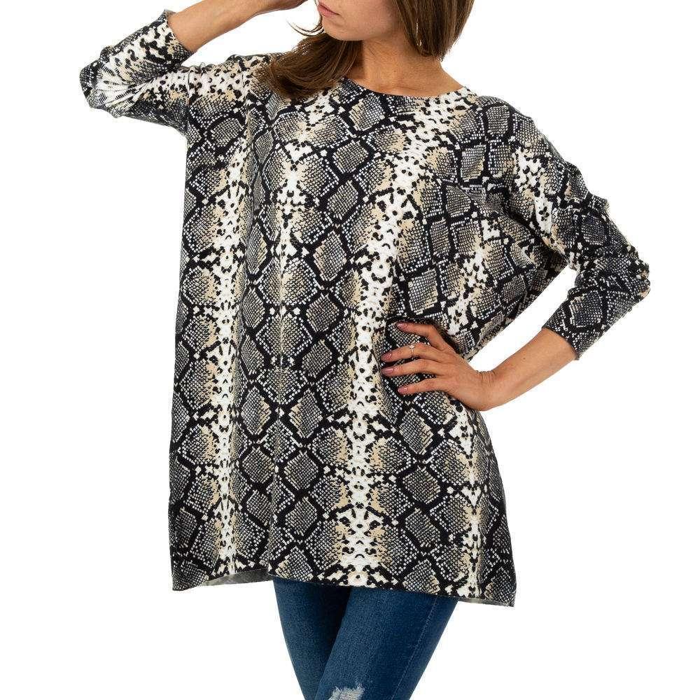 Pulover pentru femei by JCL Gr. O singură mărime - negru