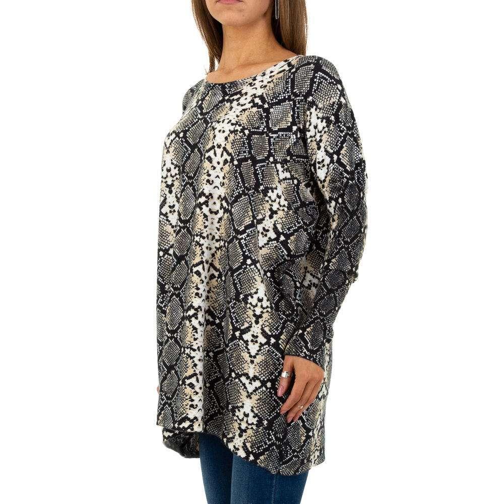 Pulover pentru femei by JCL Gr. O singură mărime - negru - image 2