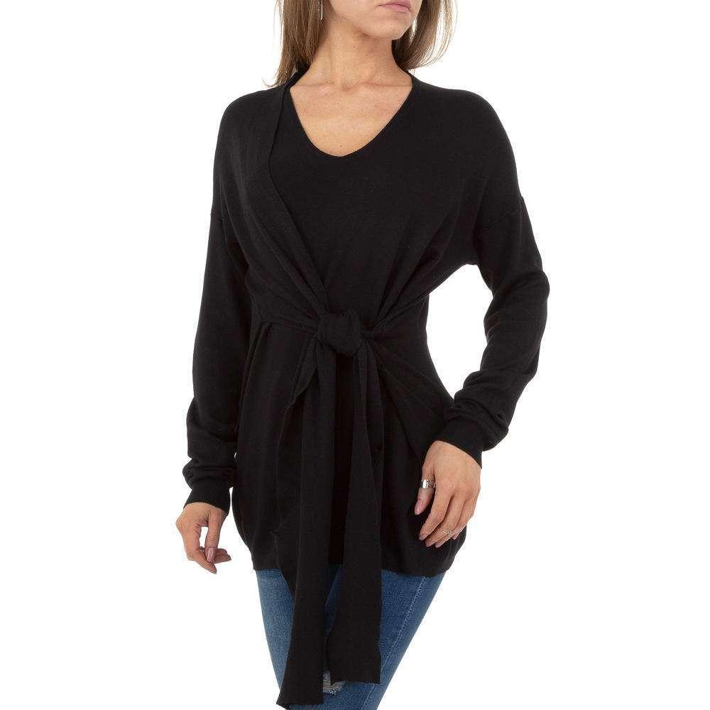 Pulover pentru femei by JCL Gr. O singură mărime - negru - image 1