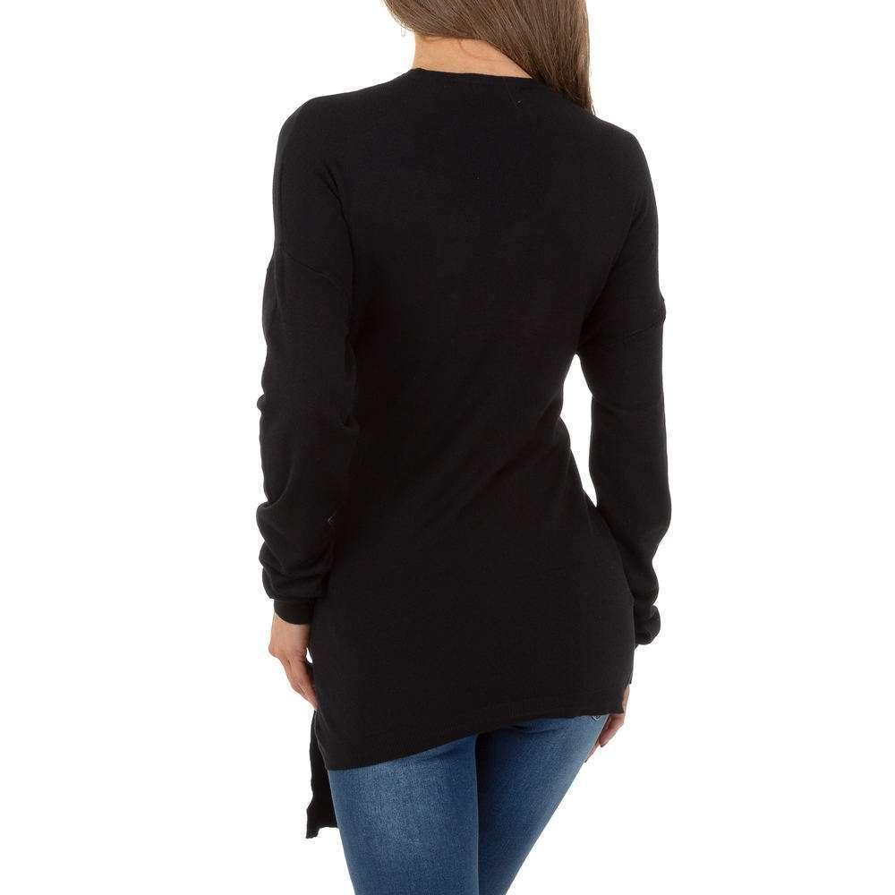 Pulover pentru femei by JCL Gr. O singură mărime - negru - image 3