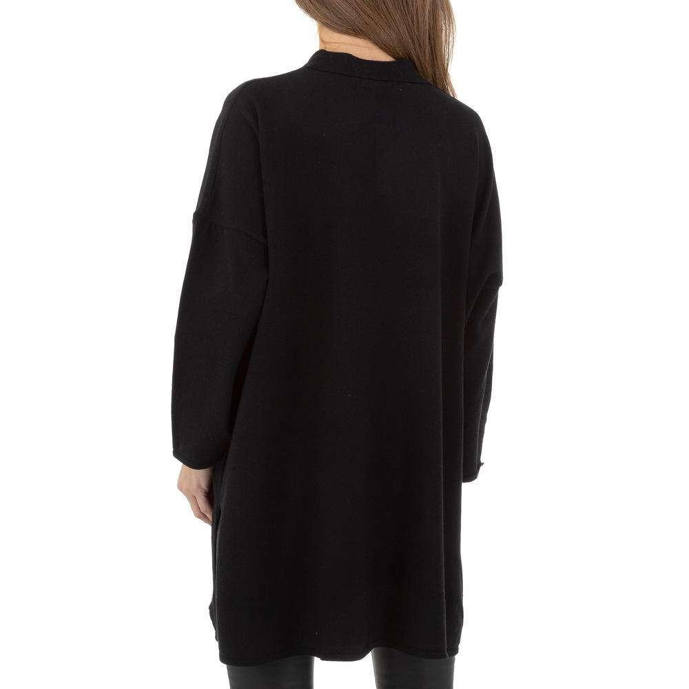 Pulover pentru femei by JCL - negru - image 3