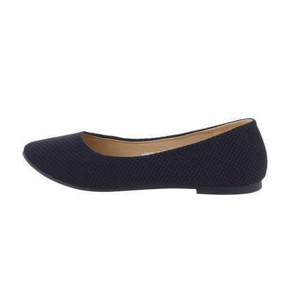 Damen Ballerinas - navy
