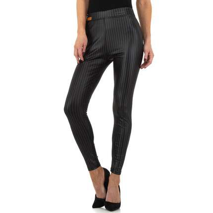 Damen Leggings von Miss Capri - black