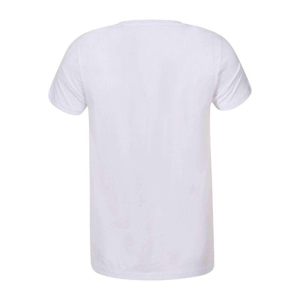 Tricou bărbătesc marca Glo storye - alb - image 2