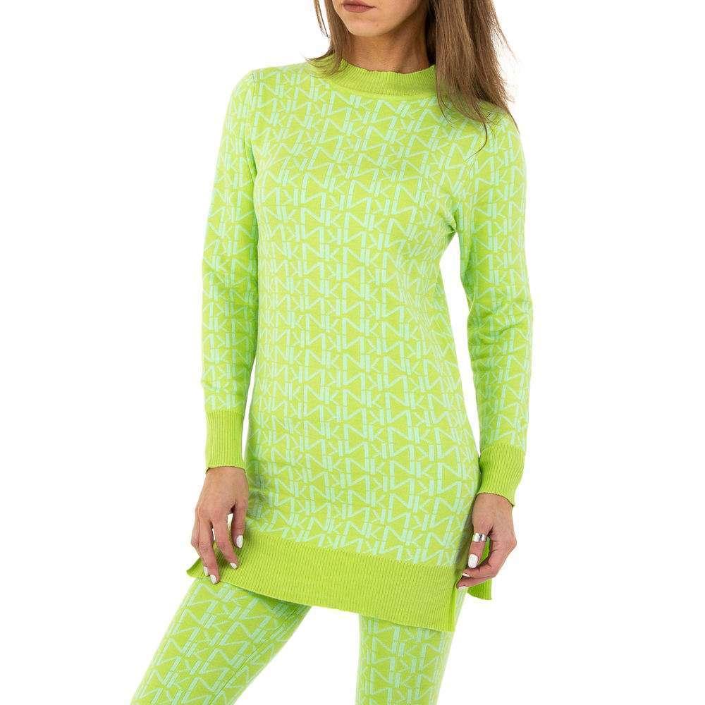 Costum de dama de Noemi Kent - verde deschis  - image 4