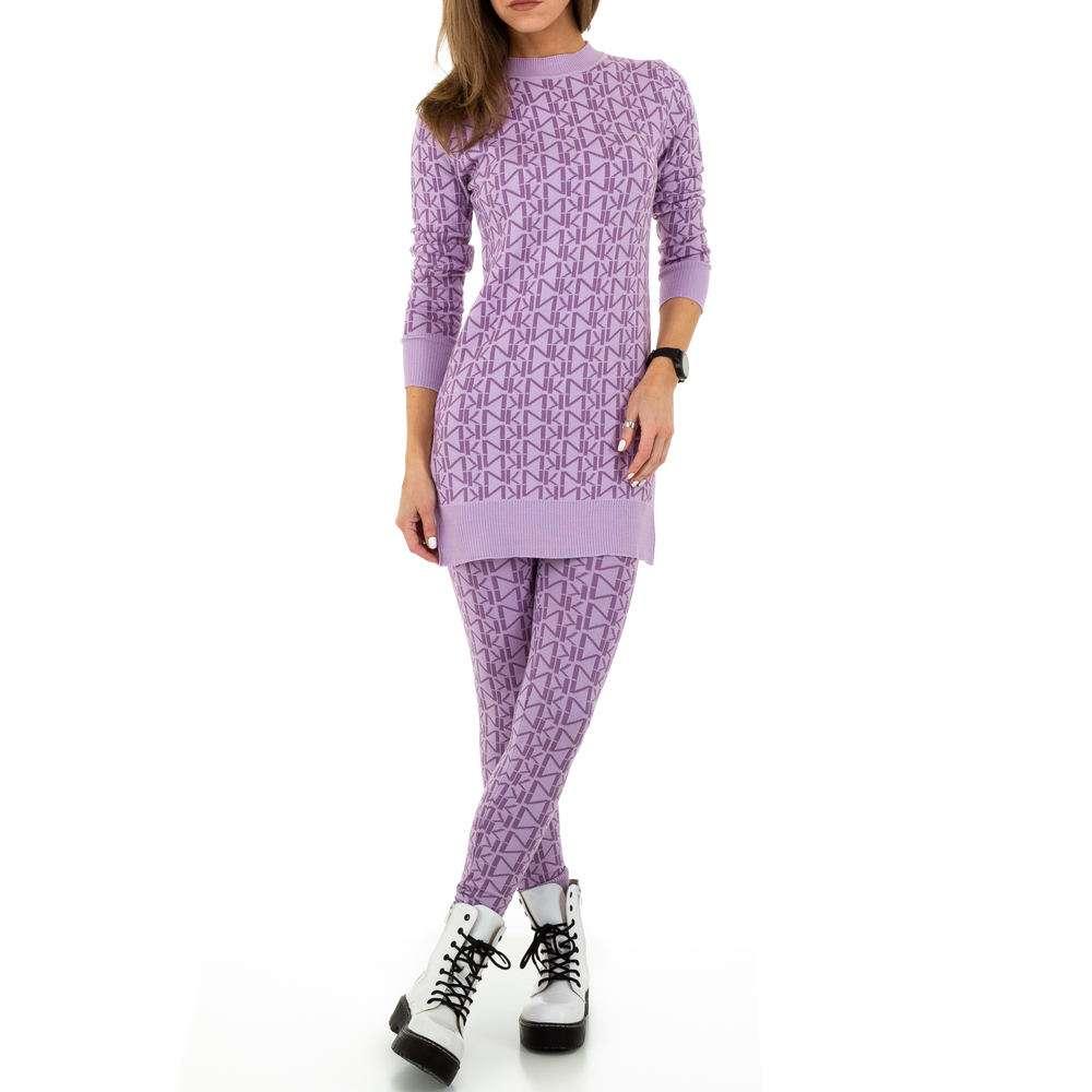 Costum pentru femei de Noemi Kent - violet