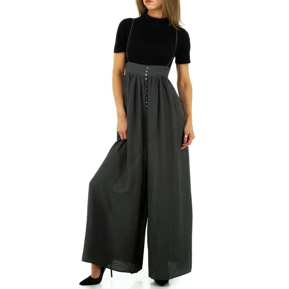 Pantaloni de dama de Voyelles - verzi