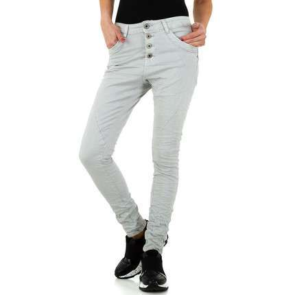Damen Jeans von Jewelly Jeans - LT.grey