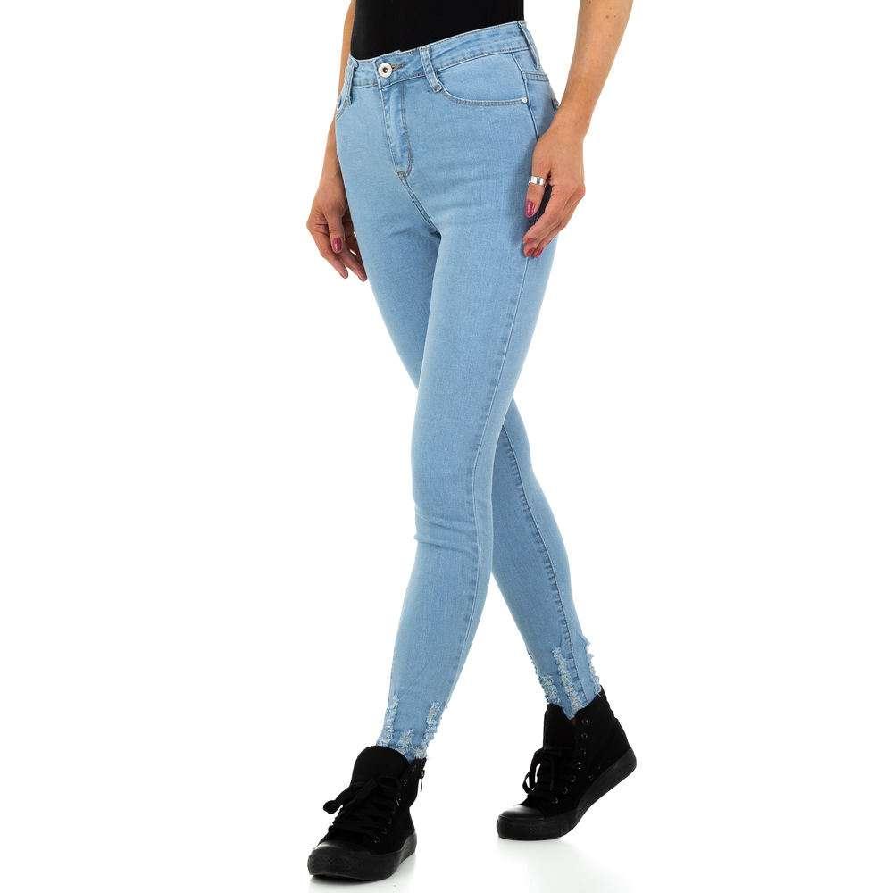 Blugi de dama de la Daysie Jeans - deschis albastră - image 2