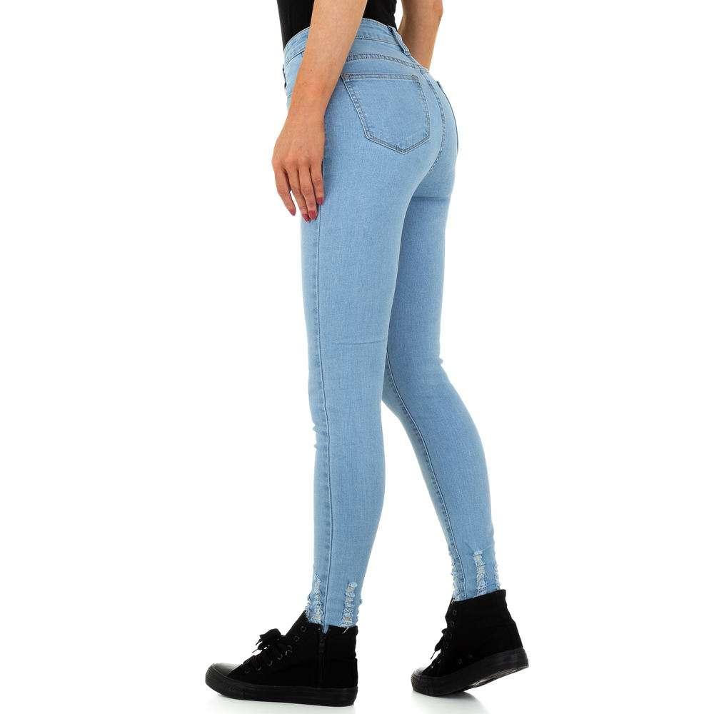 Blugi de dama de la Daysie Jeans - deschis albastră - image 3