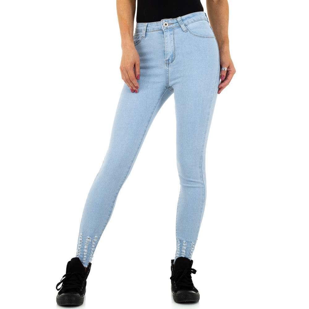 Blugi de dama de la Daysie Jeans - deschis  albastră - image 1