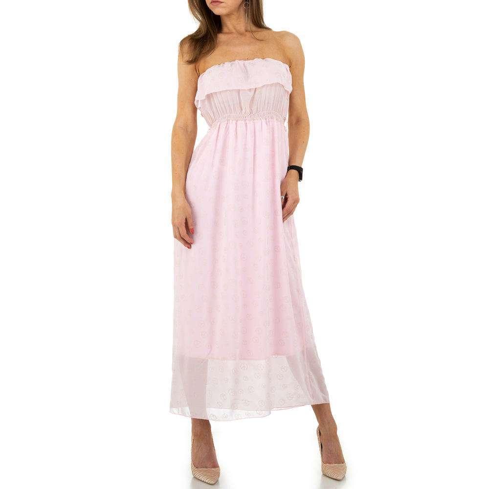 Женское платье Metrofive - розовое