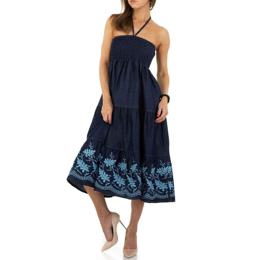 Rochie pentru femei de Metrofive - albastru închis